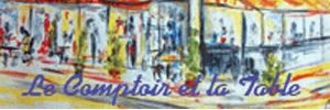 Le Comptoir de la Table 1, quai de la Marine 14800 Deauville Tél. + 33(0)2 31 88 92 51  Site internet
