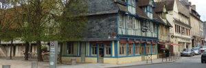 Auberge des Dominicaines 63 Rue Saint-Michel 14130 Pont-l'Évêque Tél. + 33(0)2 31 64 10 96