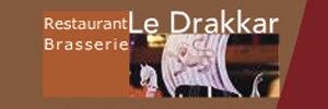 Restaurant Le Drakkar 77, rue Eugène-Colas 14800 Deauville Tél. +33 (0)2 31 88 71 24  Site internet
